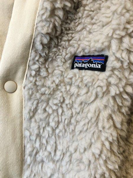 Vintage Patagonia Retro-X Bomber Jacket