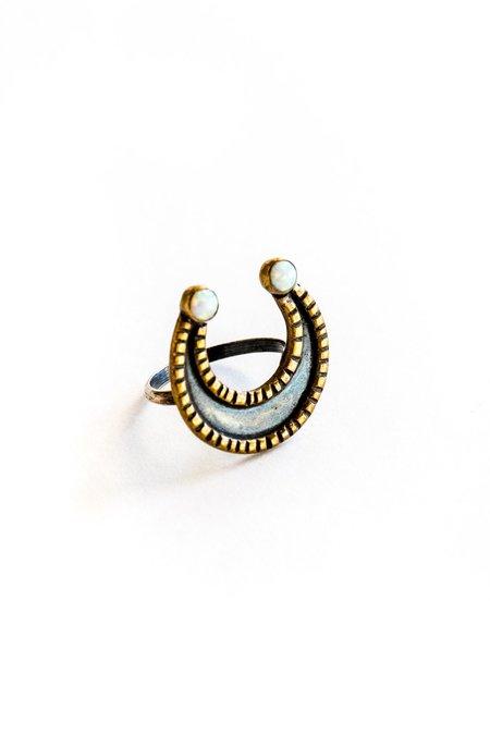 Vintage La Luna Ring - Sterling Silver
