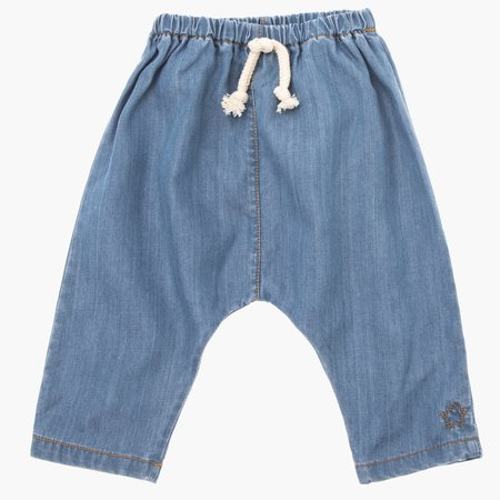 Kids Tocotó Vintage Baby Trouser - Denim