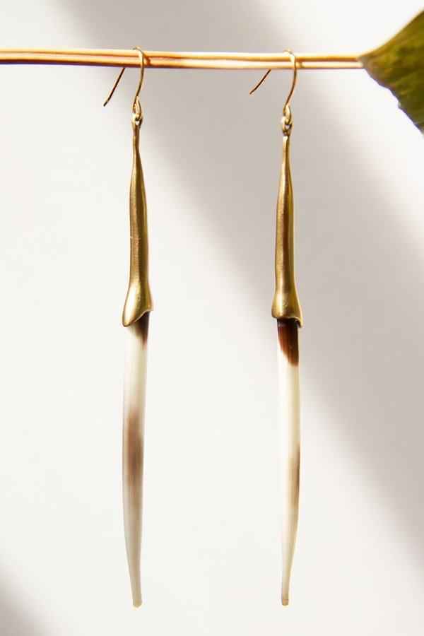 K/LLER COLLECTION Bionic Quill Earring