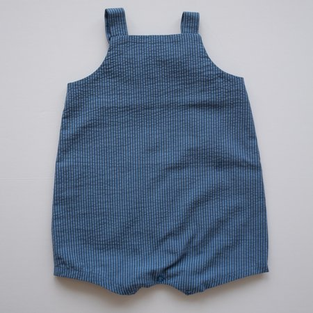 Kids Thimble Collection Knotted Shortall - Skipper