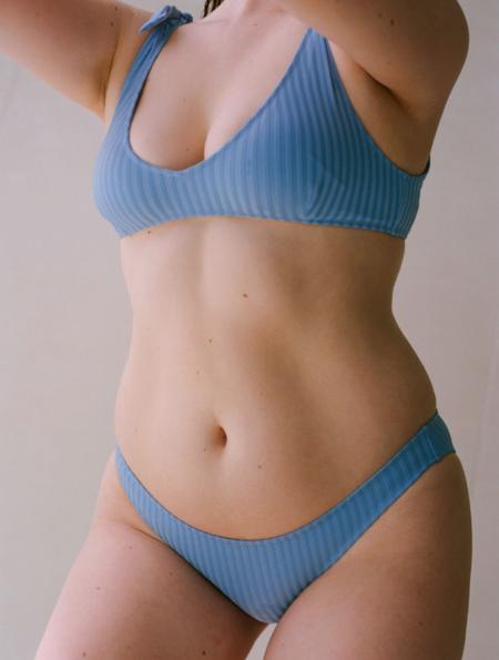 Paloma Wool DIABLITO SWIMSUIT - BLUE