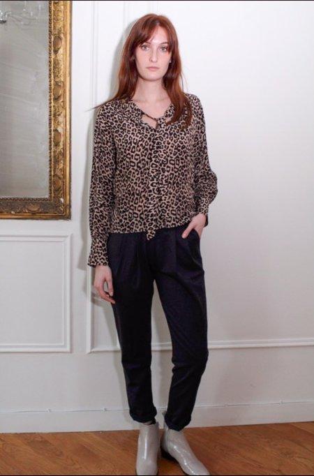 Koshka Mashka Monet Blouse - Leopard