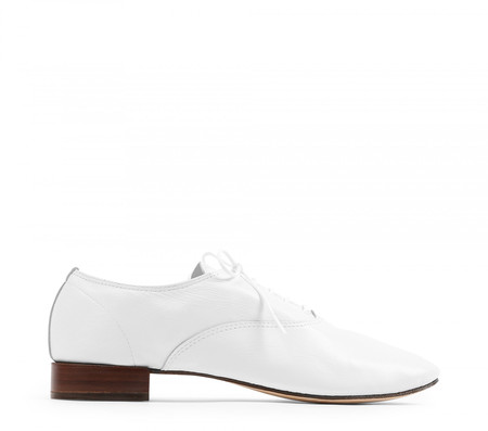 Repetto Zizi Oxford - White