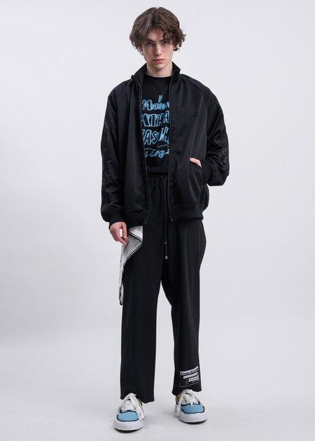 Mihara Yasuhiro Maison MHARA YASUHIRO Printed T shirt - black