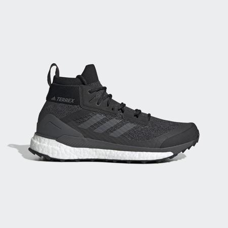 Adidas Outdoor Terrex Free Hiker Hiking Shoes - Black