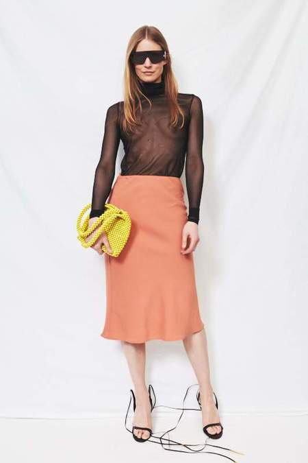 Assembly Bias Skirt - coral