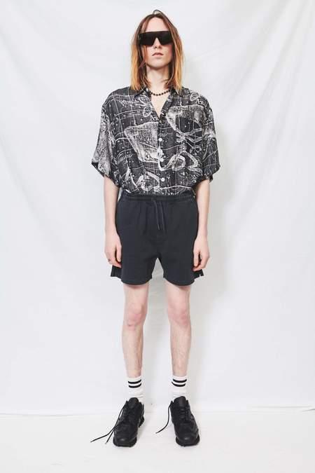 Schnayderman's Garment Dyed Shorts - Black