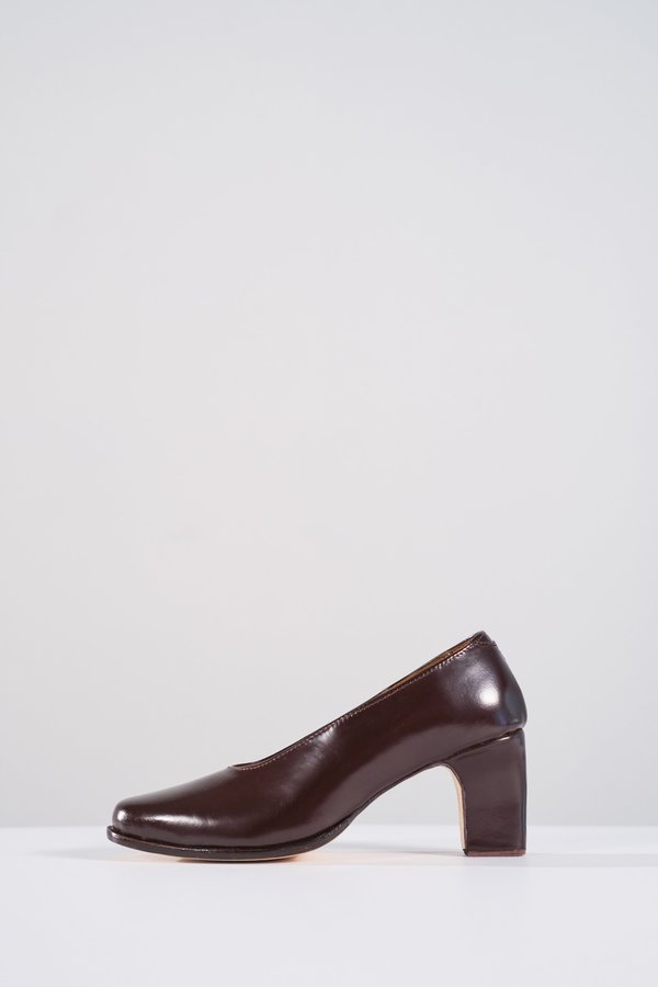 Maria Stanley The Shoe Pumps - Clove