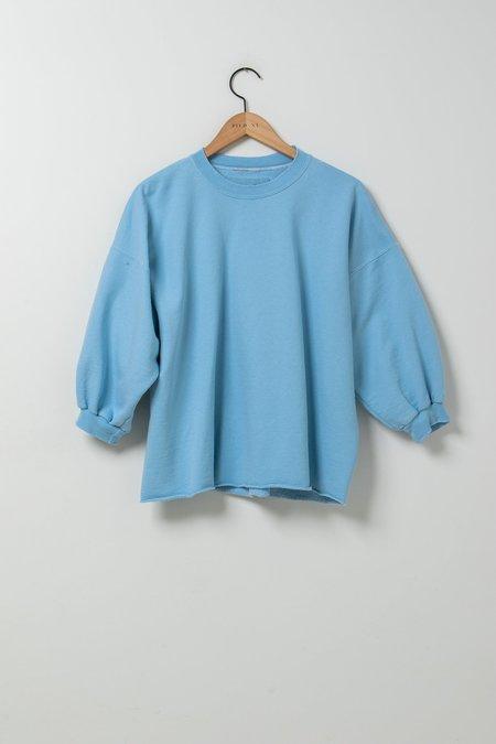Rachel Comey Fond Sweatshirt - Sky Blue