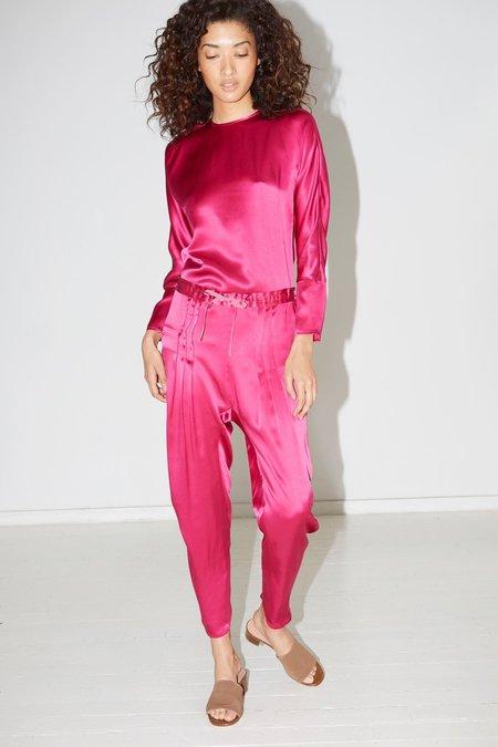 Datura Dragon Medusse Pants - Pink