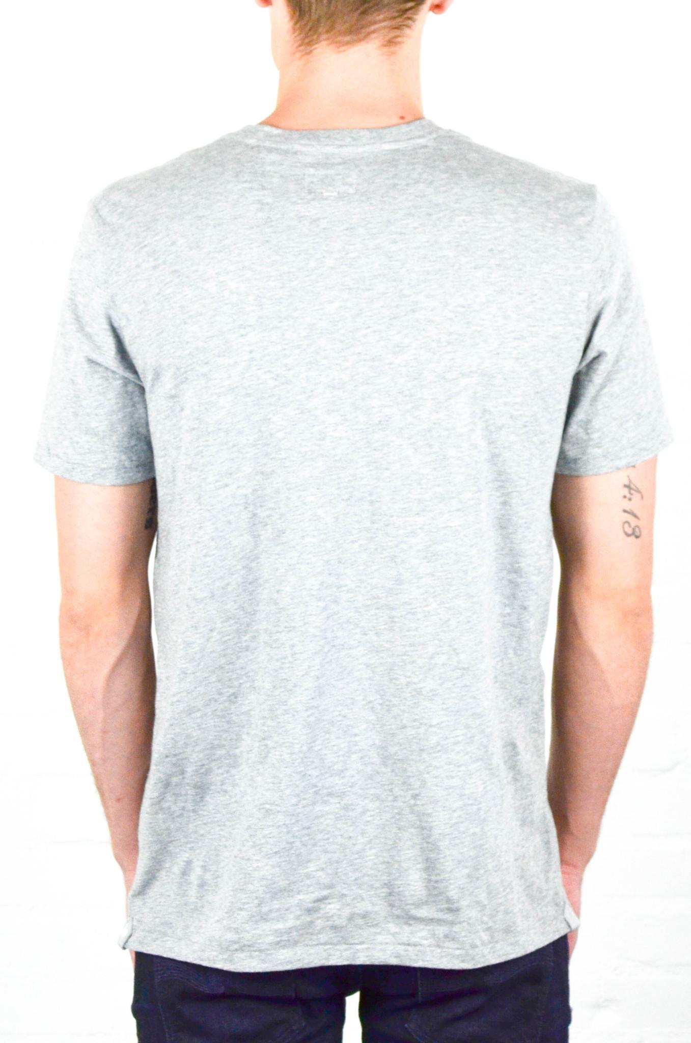 Men 39 S Rag And Bone Grey Heather V Neck Garmentory