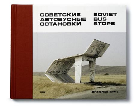 Soviet Bus Stops Book
