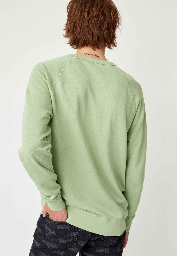 Wood Wood Hester Sweater - dusty green