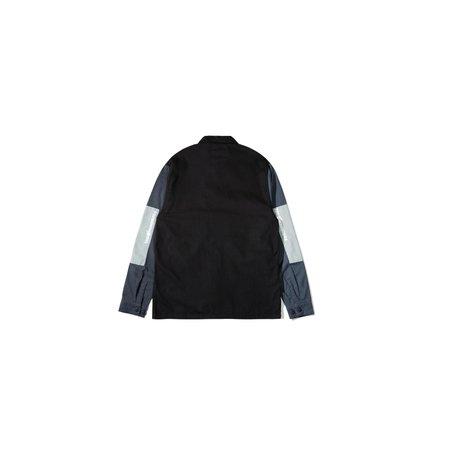 The Hundreds Highpoint Button-Up - Black