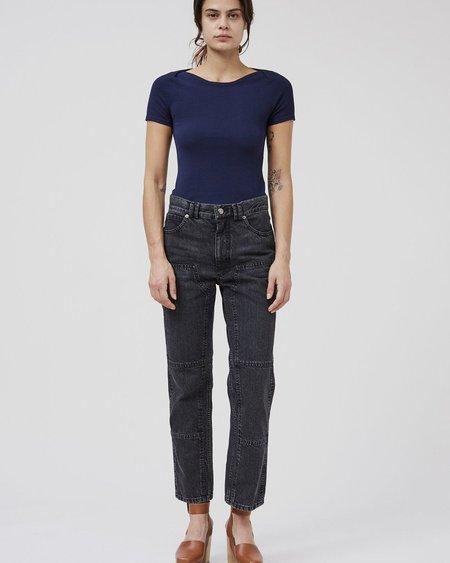 Rachel Comey NORMANDY PANT - Washed Black