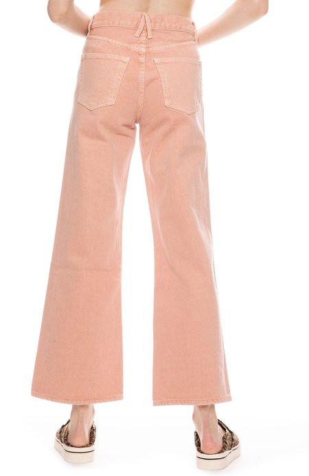 Slvrlake Denim Grace Cropped Jean - Dusty Pink