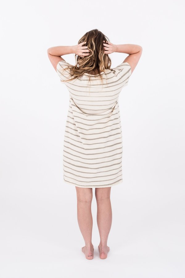 Alabama Chanin The Josef Dress