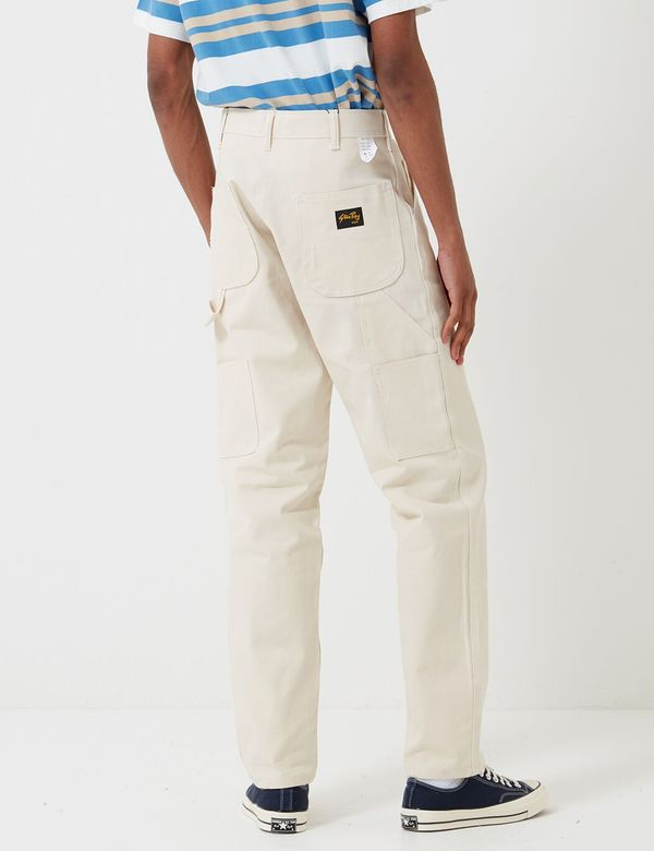 Stan Ray 80's Painter Pant (Straight) - Natural Drill