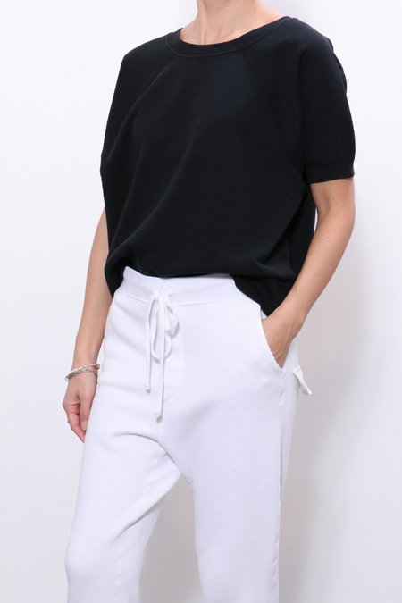 Nili Lotan Ciara Sweatshirt - Washed Black