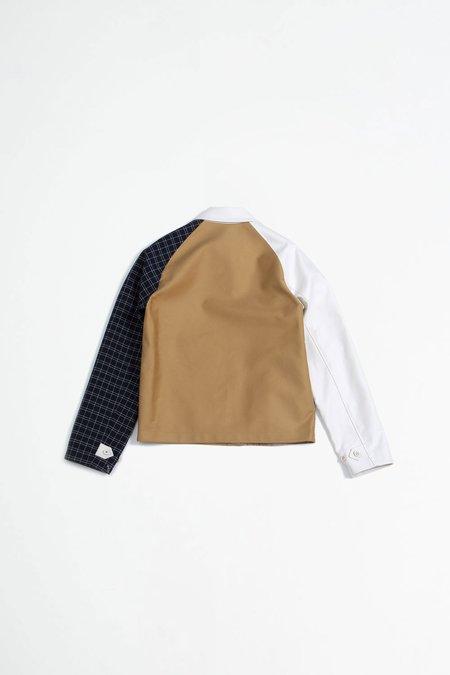 Marni patchwork multi jacket