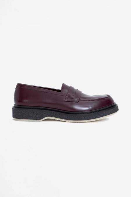 Adieu Type 5 classic loafers - bordeaux