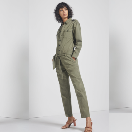 Current / Elliot THE MELE COVERALL - Green