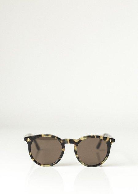 Illesteva Sterling Sunglasses - Tortoise
