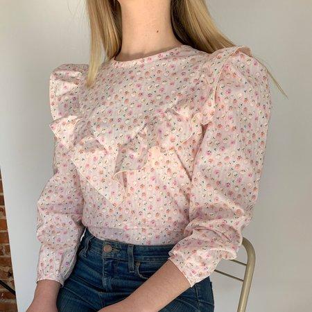 ALICEANNA PRAIRIE blouse - Light Pink