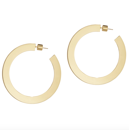 Jenny Bird Quinn Hoop Earrings - Gold