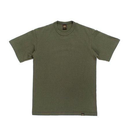 Iron Heart IHT-1610L T-shirt - Olive