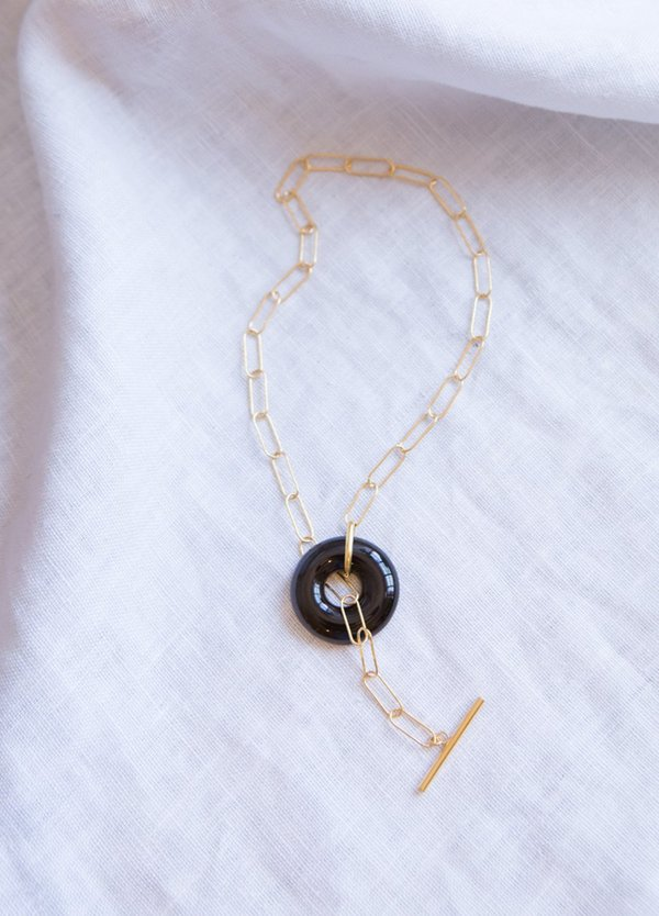 Cled The Day Torus Necklace