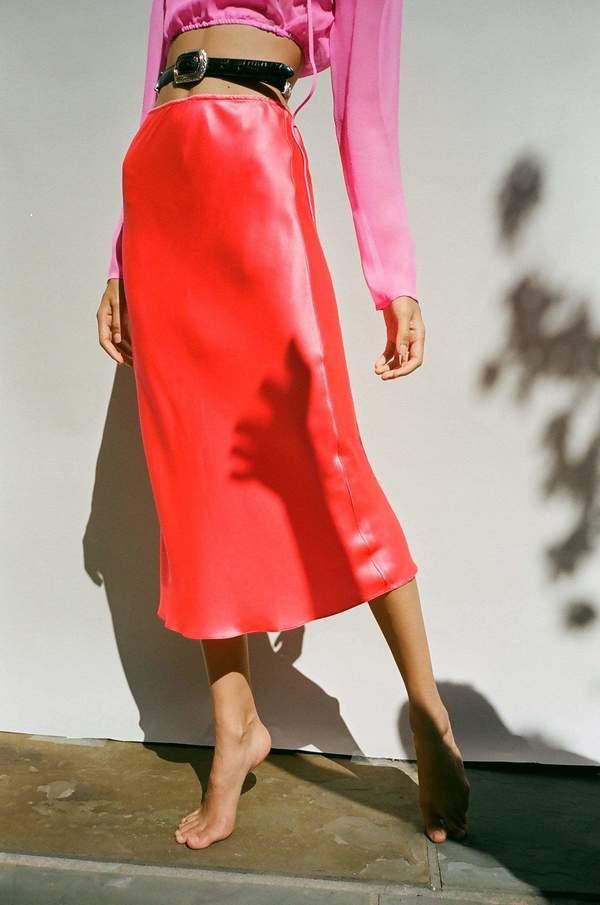Priscavera Slip Skirt
