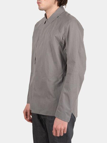 VEILANCE Component Overshirt - Stone