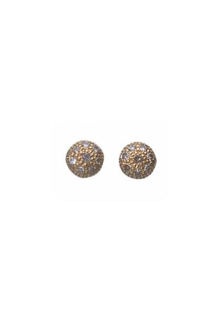 5 Octobre Dye 2 Earrings