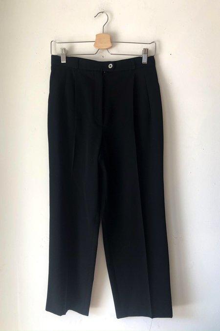 Vintage Jane Pants - Black