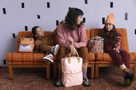Sticky Lemon Sprinkles Backpack - Pink