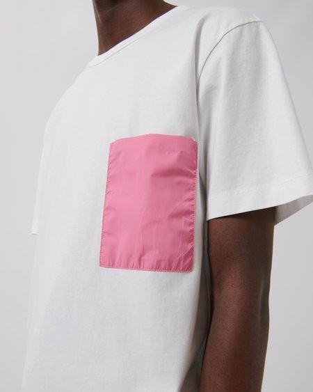 Loreak Camiseta Tee - White