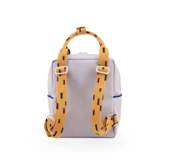 kids Sticky Lemon Lavender Sprinkles Backpack - purple