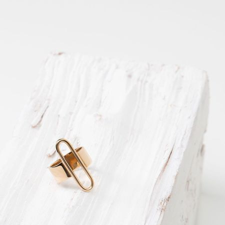 Minoux Parallel Ring - Bronze