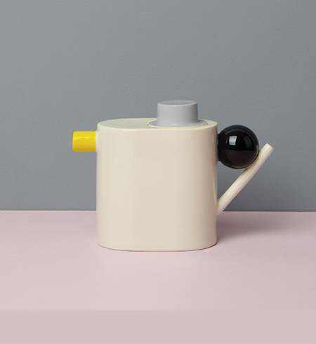 MATTER MATTERS Bauhaus Teapot