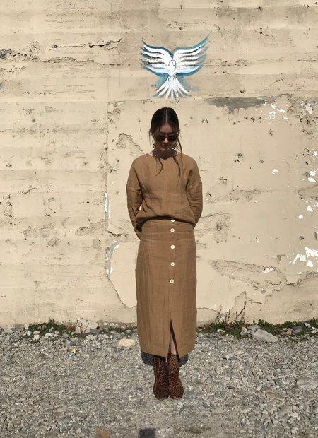 Vestige Story Noetic Skirt - Rattan