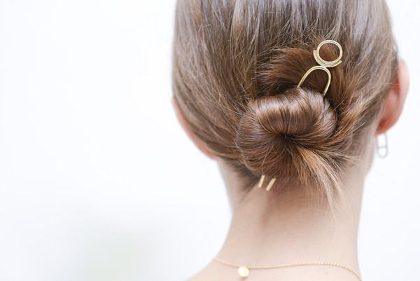 Seaworthy Sun Up Hair Pin