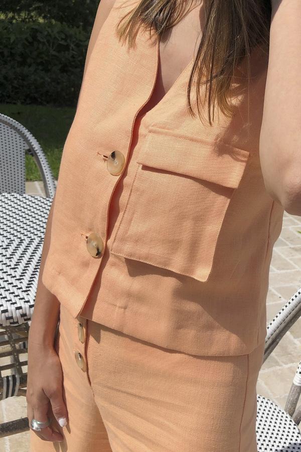Paloma Wool Sabina Vest