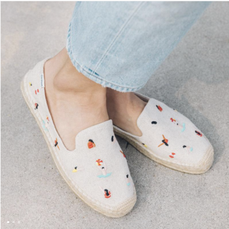 soludos Swimmers Espadrille
