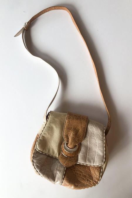 Vintage Miss Patchwork Bag