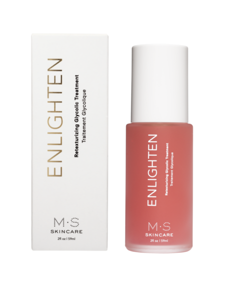 MS Skincare Enlighten Retexturizing Treatment