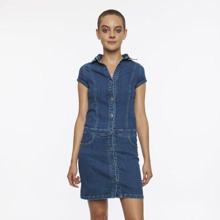 CIE Denim DK Dress - Medium Blue