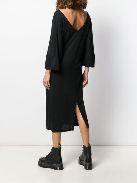 HENRIK VIBSKOV Hang On Jersey Dress - BLACK