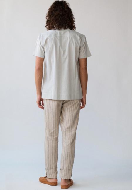 Corridor Summer Chambray Tea Shirt